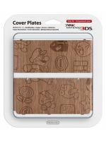 príslušenstvo pre Nintendo 3DS Kryt pre New Nintendo 3DS (Wooden)