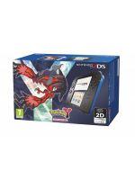 príslušenstvo pre Nintendo 3DS Konzola Nintendo 2DS (čierno-modrá) + Pokemon Y