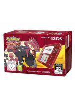 príslušenstvo pre Nintendo 3DS Konzola Nintendo 2DS (transparent-červená) + Pokémon Omega Ruby