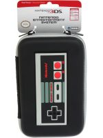 príslušenstvo pre Nintendo 3DS Puzdro pre New Nintendo 3DS XL (Hard Pouch - Retro NES Design)
