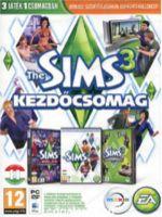 Hra pro PC The Sims 3: Startovací balíček [HU obal]