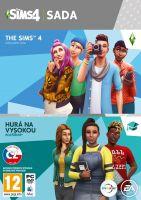 The Sims 4 + rozšírenie Hurá na vysokou (PC)