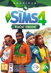 Hra pre PC The Sims 4: Ročné obdobia (datadisk)
