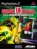 Hra pre Playstation 2 18-Wheeler American Pro Trucker