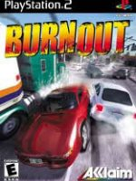 Hra pre Playstation 2 BurnOut