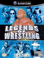 Hra pre GameCube Legend of Wrestling