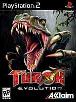 Hra pre Playstation 2 Turok Evolution
