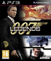 Hra pre Playstation 3 007 Legends