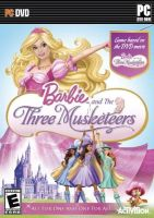 Hra pre PC Barbie a t�i mu�ket��i