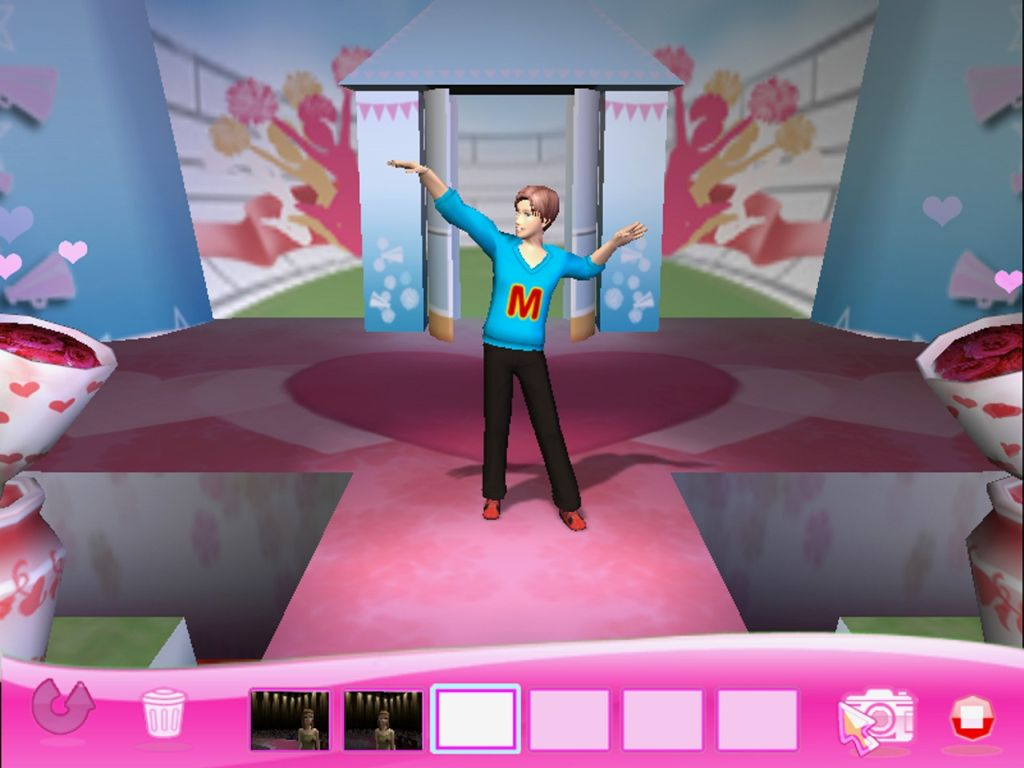 Barbie M Dn P Ehl Dka 2 Smysl Pro Styl Zru Eno Hra