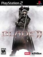 Hra pre Playstation 2 Blade 2