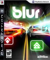 Hra pre Playstation 3 Blur