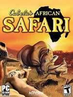 Hra pre PC Cabelas African Safari