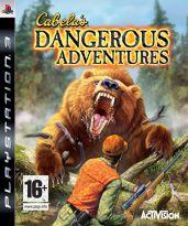 Hra pre Playstation 3 Cabelas Dangerous Adventures