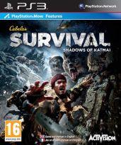 Hra pre Playstation 3 Cabelas Survival: Shadows of Katmai