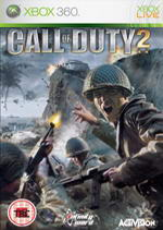 Hra pro Xbox 360 Call of Duty 2  [bez pečeti]