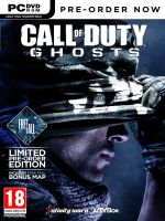 Hra pre PC Call of Duty: Ghosts (Limited Edition)