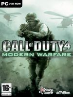 Hra pre PC Call of Duty 4: Modern Warfare + CZ