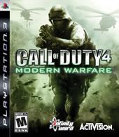 Hra pre Playstation 3 Call of Duty 4: Modern Warfare