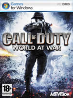Hra pre PC Call of Duty: World at War dupl