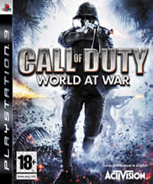 Hra pre Playstation 3 Call of Duty: World at War dupl