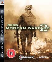 Hra pre Playstation 3 Call of Duty: Modern Warfare 2