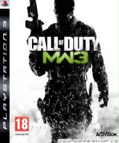 Hra pre Playstation 3 Call of Duty: Modern Warfare 3