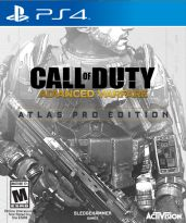 hra pre Playstation 4 Call of Duty: Advanced Warfare (Atlas PRO Edition)