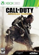 Hra pro Xbox 360 Call of Duty: Advanced Warfare