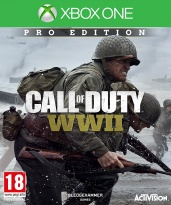 hra pro Xbox One Call of Duty: WWII (Pro Edition)
