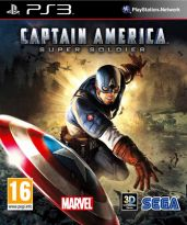 Hra pre Playstation 3 Captain America: Super Soldier
