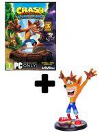 Hra pro PC Crash Bandicoot N.Sane Trilogy - GameExpres edice