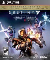 Hra pre Playstation 3 Destiny: The Taken King (Legendary Edition)