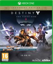 hra pre Xbox One Destiny: The Taken King (Legendary Edition)