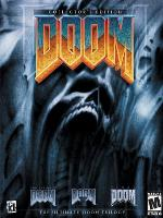 Hra pre PC DOOM collectors edition (původní hra + Doom 2 + final)