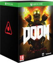 hra pre Xbox One DOOM (Collectors Edition)