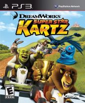 Hra pre Playstation 3 DreamWorks Super Star Kartz