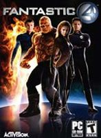 Hra pre Playstation 2 Fantastic Four