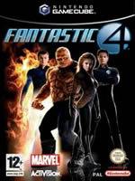 Hra pre GameCube Fantastic Four