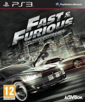Hra pre Playstation 3 Fast and Furious: Showdown