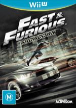 Hra pre Nintendo WiiU Fast and Furious: Showdown
