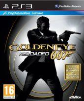 Hra pre Playstation 3 GoldenEye 007: Reloaded