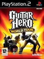 Hra pre Playstation 2 Guitar Hero 4: World Tour + gitara