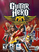 Hra pre PC Guitar Hero: Aerosmith