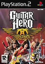 Hra pre Playstation 2 Guitar Hero: Aerosmith + 2 gitary