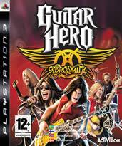 Hra pre Playstation 3 Guitar Hero: Aerosmith + gitara