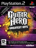 Hra pre Playstation 2 Guitar Hero Greatest Hits