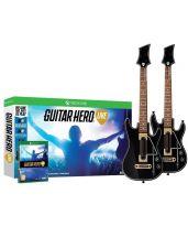 hra pre Xbox One Guitar Hero Live + 2x gitara