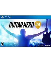 hra pre Playstation 4 Guitar Hero Live + 2x gitara