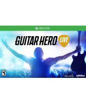 hra pre Xbox One Guitar Hero Live + gitara